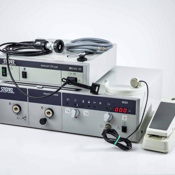 Storz Laryngostrobe 8020 Stroboskop Laryngologiczny z Kamerą