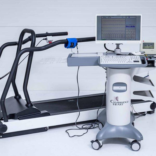 Cambridge Heart Zestaw do Prób Wysiłkowych