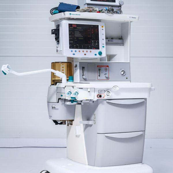 GE Datex-Ohmeda S/5 Avance Aparat Anestezjologiczny 4
