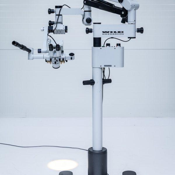 Leica Wild Heerbrugg M655 Mikroskop Operacyjny