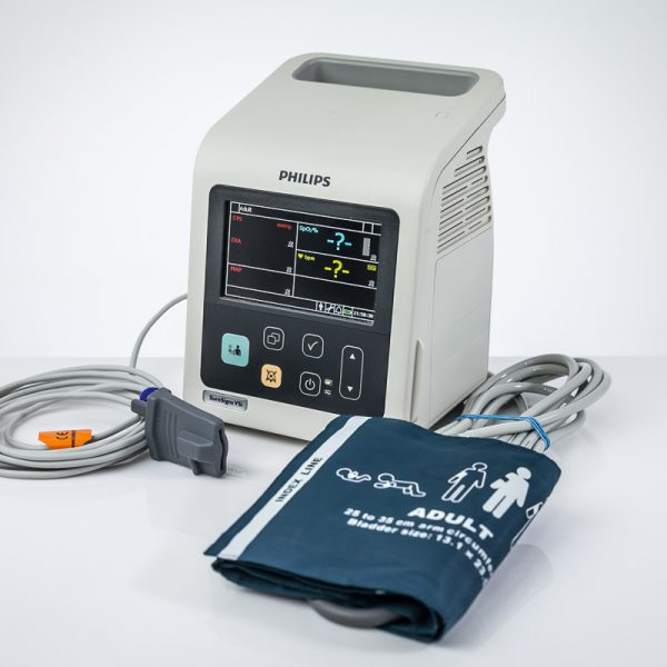 Philips SureSigns VSi Monitor Parametrów Życiowych Pacjenta