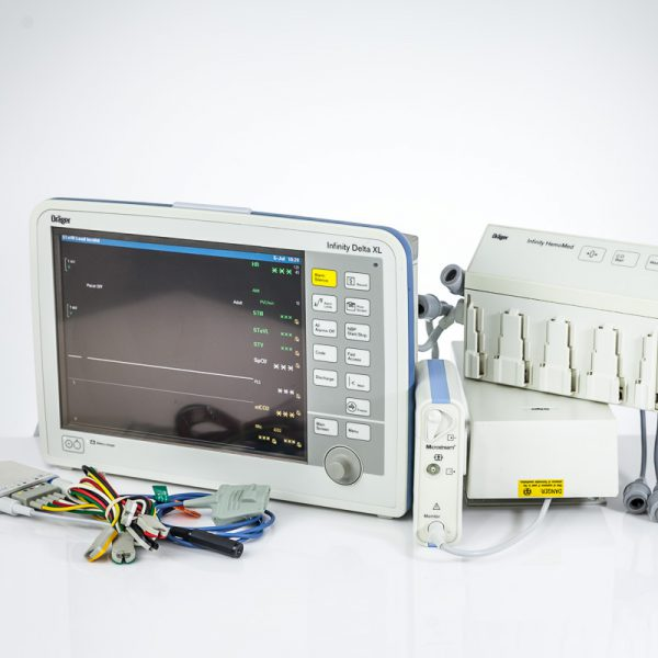 Kardiomonitor DRAGER INFINITY DELTA XL Monitor pacjenta