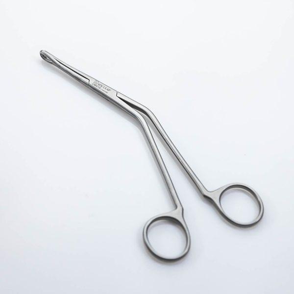 Kleszcze laryngologiczne do migdałków Aesculap (24/22) - Arestomed