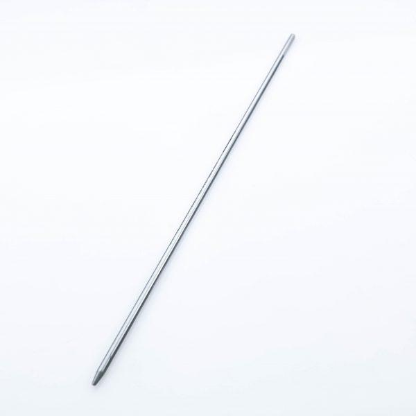 Kaniulowany pręt do wymiany kaniuli artroskopowych (12/85) - Arestomed