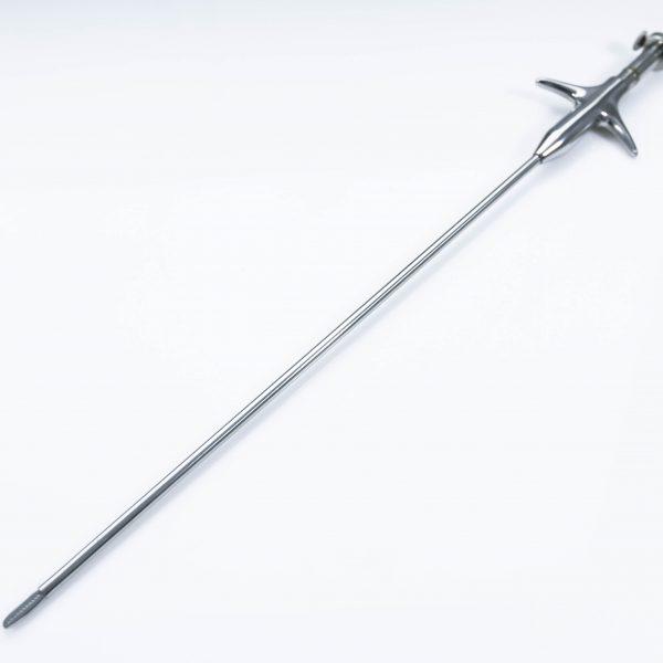 Chwytak laparoskopowy 25mm x 40cm (44/43) - Arestomed