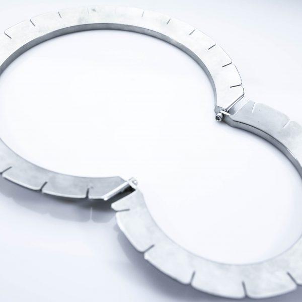 Retraktor pierścieniowy wielokrotnego użytku 18cm x 11cm- Arestomed
