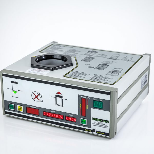 Telos Lobator SD-2 Bone Bank System