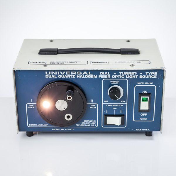 Źródło Światła Endoskopowe Halogen CUDA M2-150-T