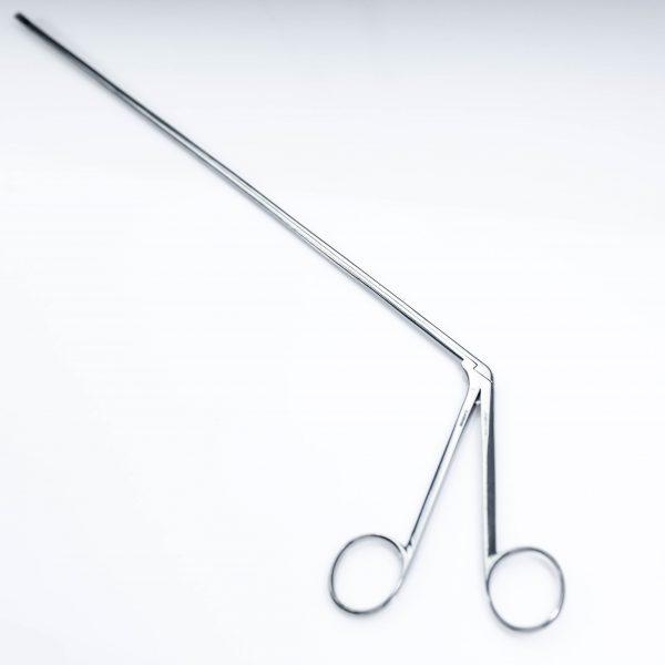 Kleszczyki chwytające laparoskopowe 41cm x 20mm (44/52) - Arestomed