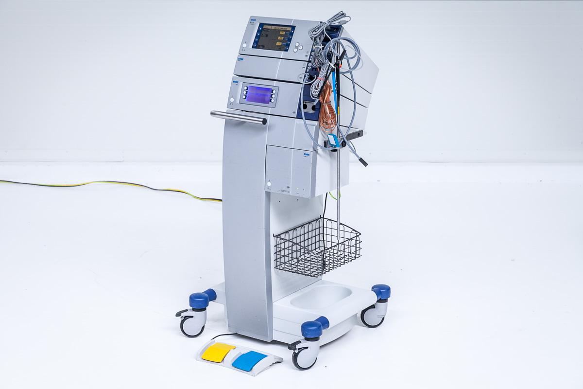 Diatermia ERBE VIO 300 D JET 2 APC ESM Hydrochirurgia