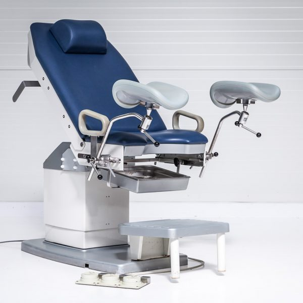 Schmitz Medi-Matic 115.515 Fotel Ginekologiczny