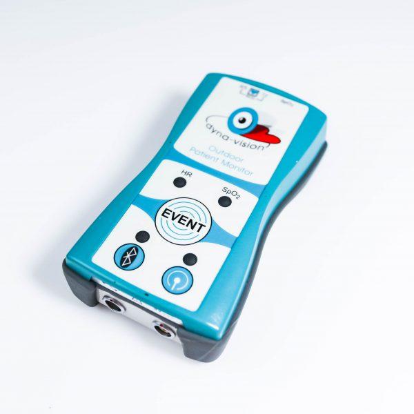 Dyna-Vision Telemedyczny monitor zdrowia EKG, SpO2 RS TechMedic - Arestomed