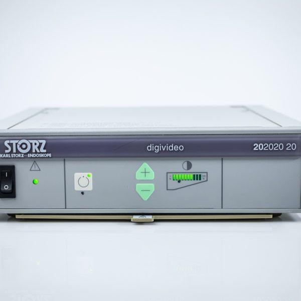Karl Storz Digivideo 20202020 Wyostrzenie Obrazu