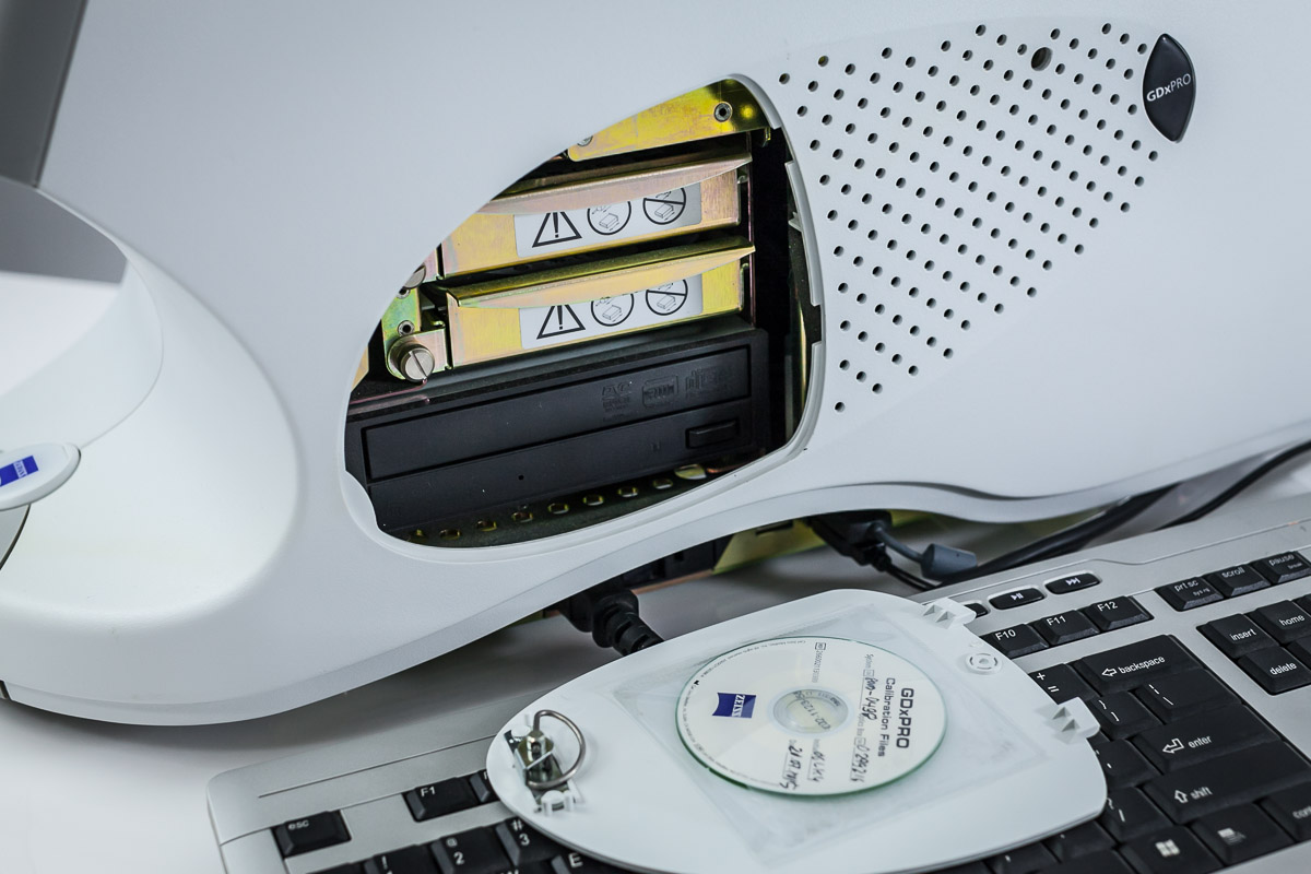 Zeiss GDx PRO 8000 Skaningowy Polarymetr Laserowy