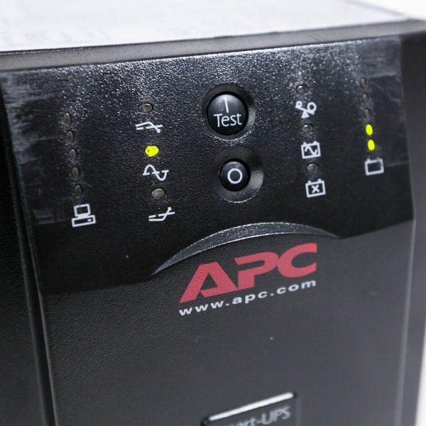 Zasilacz awaryjny Smart-UPS 750 APC - Arestomed