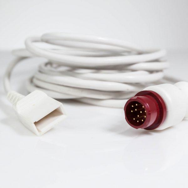 Kabel IBP UTAH adapter Philips 650-206 12 pin - Arestomed