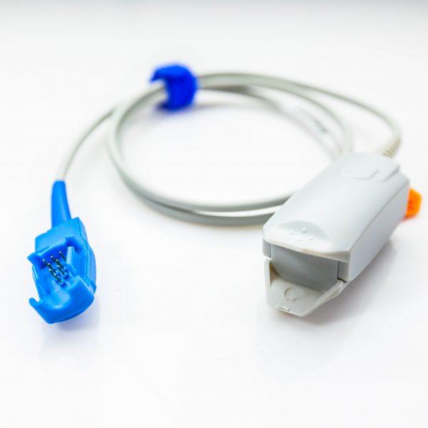 Czujnik saturacji SpO2 GE OxyTip klips na palec - Arestomed