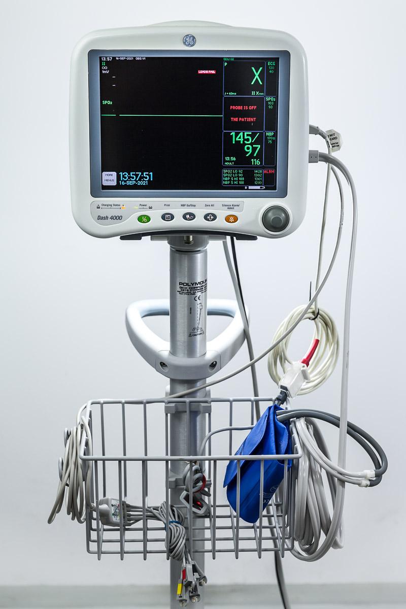 GE Dash 4000 Monitor Pacjenta Kardiomonitor