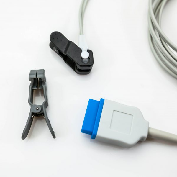 Czujnik saturacji SpO2 GE Ohmeda sensor na ucho i język - Arestomed