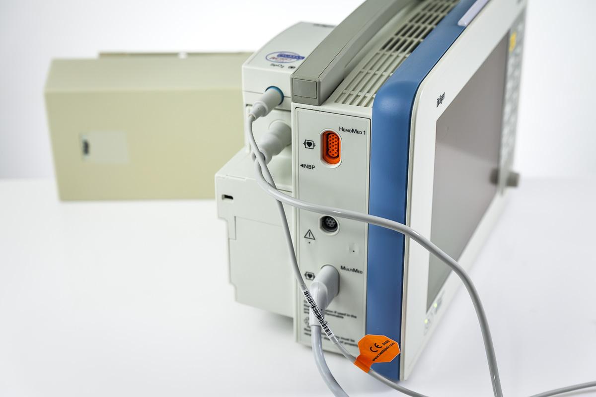 Drager Infinity Delta Kardiomonitor Draeger