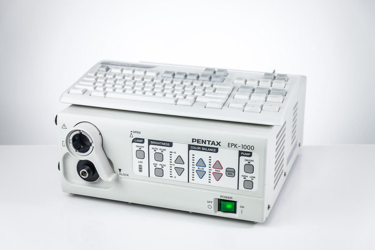 Pentax EPK-1000 Procesor Kamery Źródło Światła