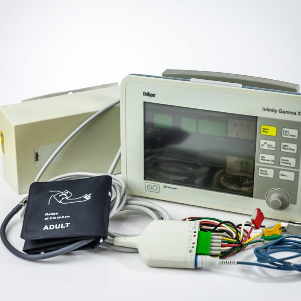 Drager Infinity Gamma Monitor Pacjenta Kardiomonitor