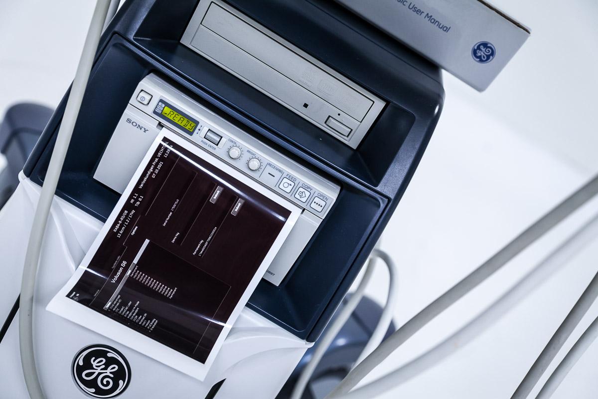 Ultrasonograf GE Voluson S6 Głowica 3D 4D USG