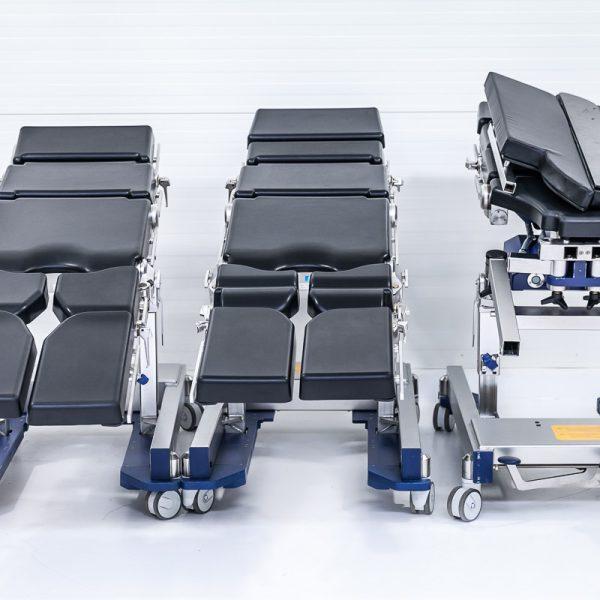 Maquet 1150 Alphamaquet Stół Operacyjny Ortopedyczny Zestaw
